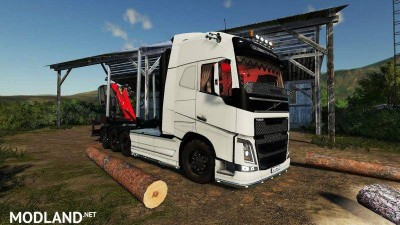 Volvo FH16 Forest Truck v 1.3, 1 photo