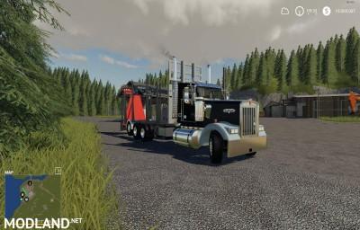 W900 Rear Mounted Loader v 1.0
