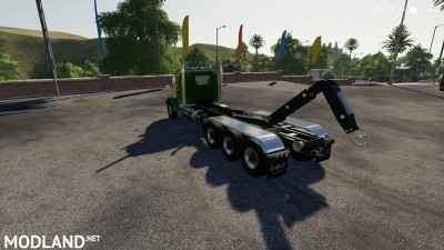 Western Star 4900 daycab Hooklift v 1.0, 4 photo