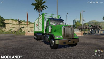 Western Star 4900 daycab Hooklift v 1.0, 1 photo