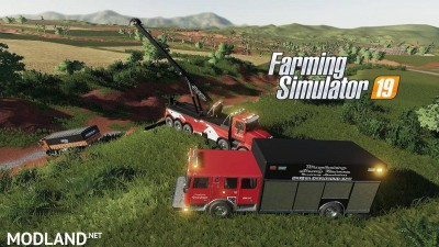 WMF Tow Truck Pack v 0.0.1, 1 photo