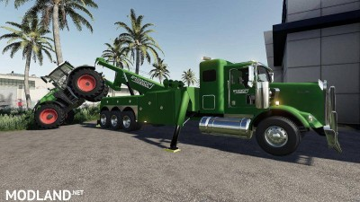 WMF Tow Truck Pack v 0.0.1, 3 photo
