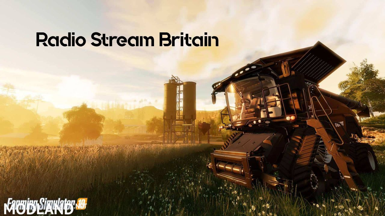 BritainRadioStreams