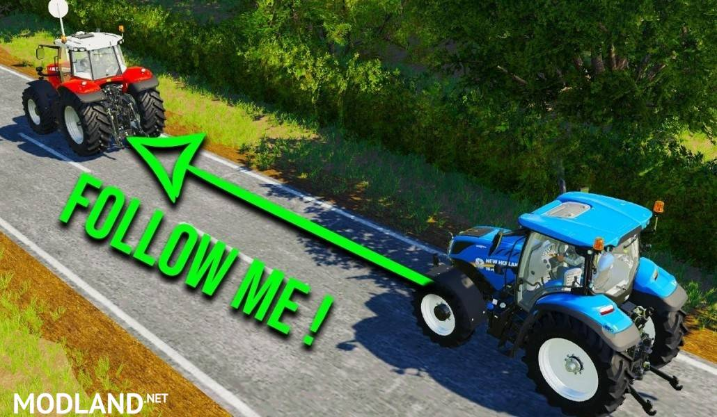 FS19 FOLLOW ME [UPDATE]