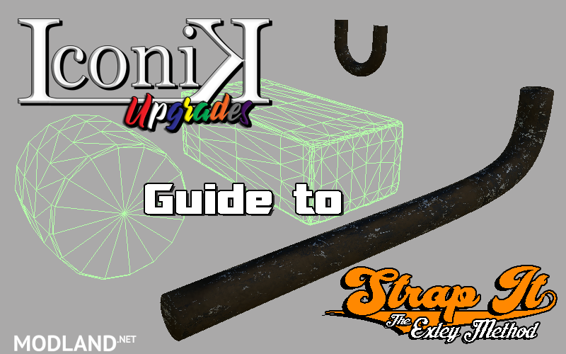 Iconiks Guide to Strap It