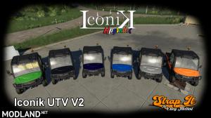 Iconik UTV v 2.0, 1 photo