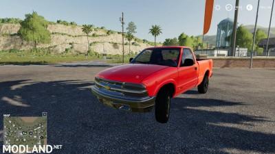Chevrolet S10 v 1.0