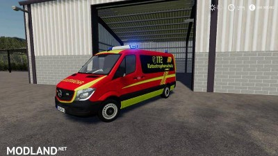 Civil protection of the fire brigade v 1.0
