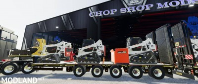 CSM Bobcat 590 Series Skid Steer Pack v 1.1, 5 photo