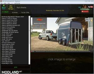 FS19 Dashboard v1.7, 3 photo