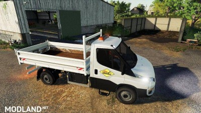 IVECO DAILY Benne SDM v 1.0, 2 photo