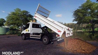 IVECO DAILY Benne SDM v 1.0, 4 photo