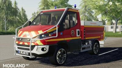 Iveco Daily (Feuerwehr Kaltenkirchen) v 1.0, 10 photo