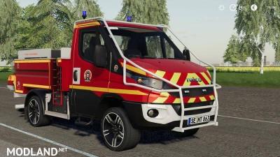 Iveco Daily (Feuerwehr Kaltenkirchen) v 1.0, 12 photo