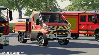 Iveco Daily (Feuerwehr Kaltenkirchen) v 1.0, 3 photo