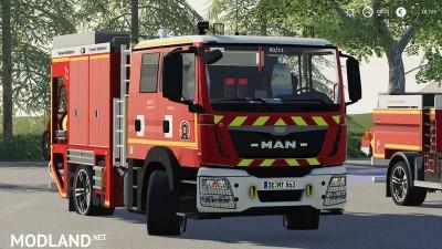 Iveco Daily (Feuerwehr Kaltenkirchen) v 1.0, 4 photo