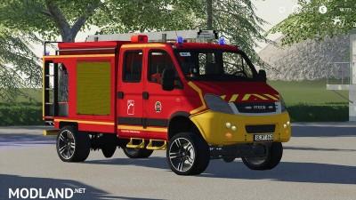 Iveco Daily (Feuerwehr Kaltenkirchen) v 1.0, 6 photo