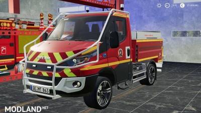 Iveco Daily (Feuerwehr Kaltenkirchen) v 1.0, 7 photo
