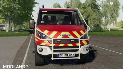 Iveco Daily (Feuerwehr Kaltenkirchen) v 1.0, 9 photo