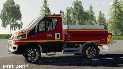 Iveco Daily (Kaltenkirchen Fire Department) v 2.0, 10 photo