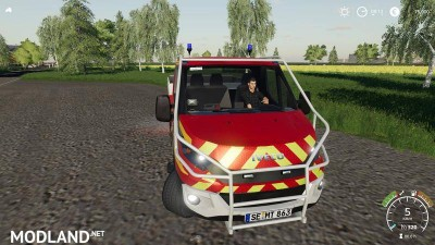 Iveco Daily (Kaltenkirchen Fire Department) v 2.0, 11 photo