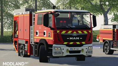 Iveco Daily (Kaltenkirchen Fire Department) v 2.0, 3 photo