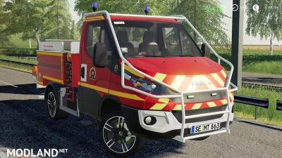 Iveco Daily (Kaltenkirchen Fire Department) v 2.0, 4 photo