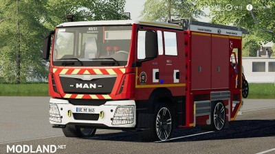 Iveco Daily (Kaltenkirchen Fire Department) v 2.0, 1 photo