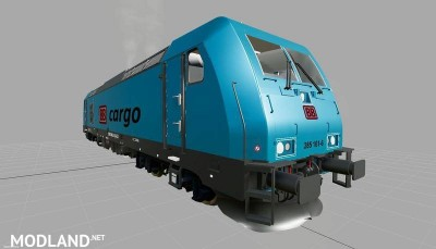 Loco series 285 TRAXX BR285 v 2.0, 3 photo