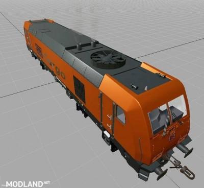 Loco series 285 TRAXX BR285 v 2.0, 5 photo