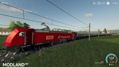 Locomotive 01 v 1.2