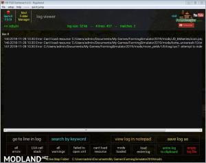 FS19 Dashboard v1.7, 5 photo