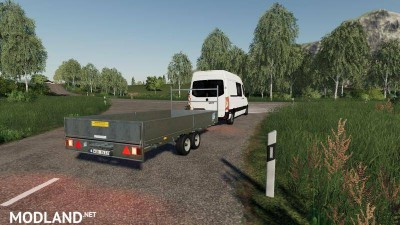 Mercedes Benz Sprinter VS30 v 1.0, 10 photo