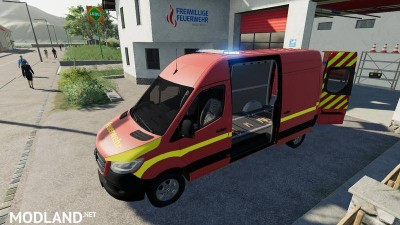 Mercedes Benz Sprinter VS30 v 1.0, 2 photo