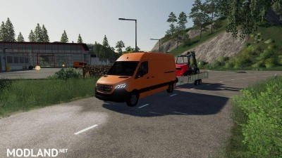 Mercedes Benz Sprinter VS30 v 1.0, 3 photo