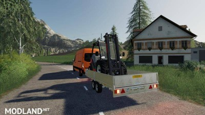 Mercedes Benz Sprinter VS30 v 1.0, 4 photo