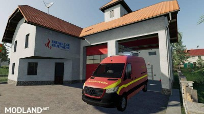 Mercedes Benz Sprinter VS30 v 1.0, 6 photo