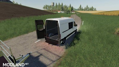 Mercedes Benz Sprinter VS30 v 1.0, 7 photo