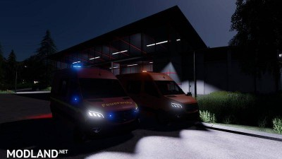 Mercedes Benz Sprinter VS30 v 1.0, 8 photo