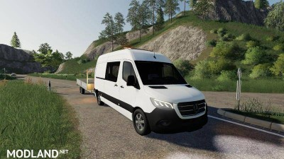 Mercedes Benz Sprinter VS30 v 1.0, 1 photo