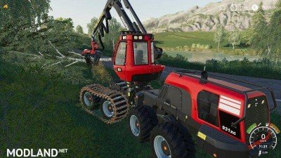 Real Forestry Machinery v 0.4, 2 photo