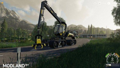 Real Forestry Machinery v 0.4, 4 photo