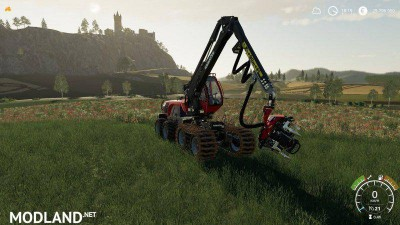 Real Forestry Machinery v 0.4, 5 photo