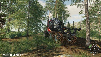 Real Forestry Machinery v 0.4, 6 photo