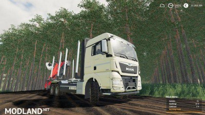 Real Forestry Machinery v 0.4, 7 photo