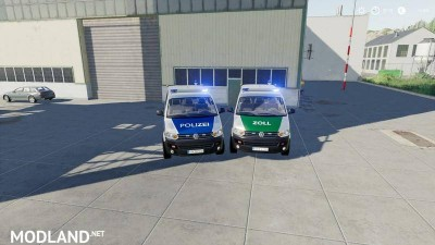 VW T5 police and customs v 1.0, 2 photo