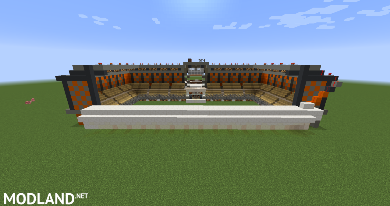 Minecraft MultifunktionsStadion
