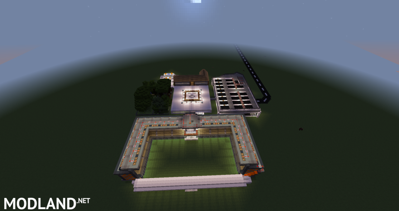 Minecraft MultifunktionsStadion