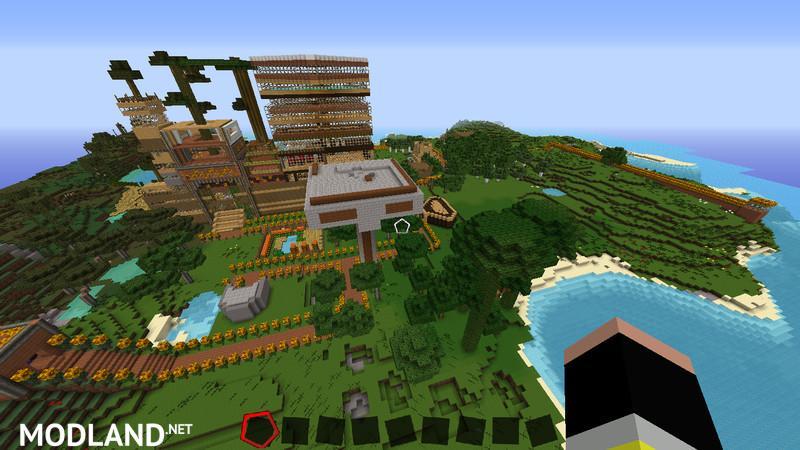 GreenRexLP Multiplayer Server
