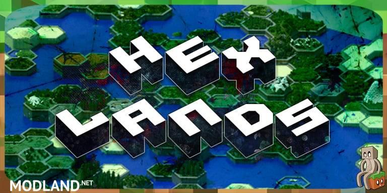 Hex Lands [1.12.2]